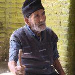 Chanteur au bazar de Kashan