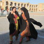 Tchador sur tenue traditionnelle