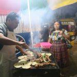 bonne cuisine de rue