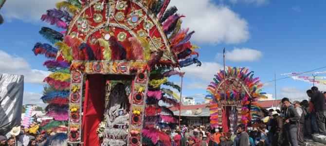 CHICHICASTENANGO fête Santo Tomas