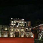 église abîmée par le séisme