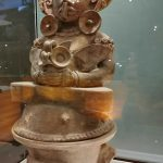 Urne funéraire Maya