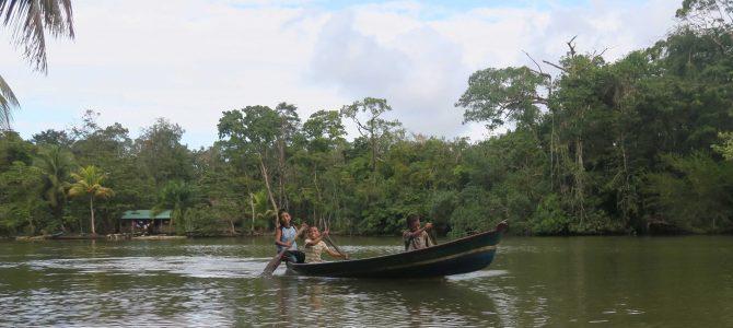 Belize et le Rio Dulce