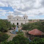 La cathédrale vue du toit du musée