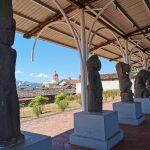 Statues précolombiennes