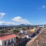 Granada vue du clocher ...