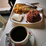 petit déjeuner gallo pinto