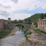 Lagrasse et son pont sur l'Orbieu