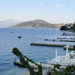 sur la baie de Kotor