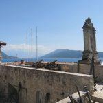 Le fort d'Herceg Novi
