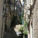 belles ruelles et escaliers par milliers