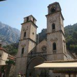 la cathédrale Saint Tryphon